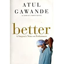 BETTER Book Club (BCE/BOMC edition by ATUL GAWANDE (2007) Taschenbuch