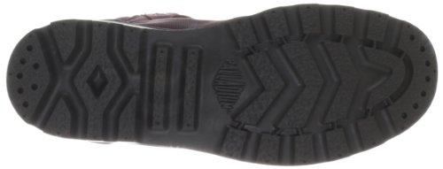 Palladium Pampa Sport Cuff WP2 93087-057-M Damen Desert Boots Rot (Windsor Wine/Chocolate)