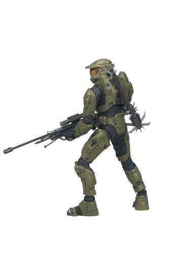 Action Figur HALO 3 Serie III Master Chief (Master Chief 3)
