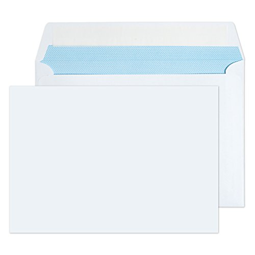 5 / A5 White Peel & Seal Envelop...