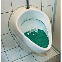 Pissgoal Fußballtor Urinalsieb