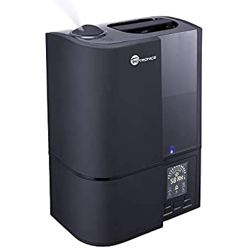 taotronics humidificateur d 39 air maison b b 4l humidificateur b b avec 3 niveaux de brume. Black Bedroom Furniture Sets. Home Design Ideas