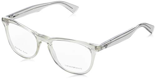 Emporio Armani Gestell 3026 5017 (52 mm) HAVANA SPOT BLUEE WITH DEMO LENS