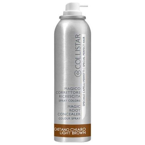 Collistar magico spray correttore ricrescita capelli (colore castano chiaro) - 75 ml.
