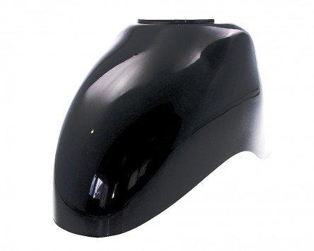 Schutzblech vorne schwarz Baotian BT49QT-11 (11 Vorderradbremse)