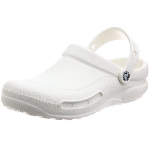 Crocs 10073 Scarpe Antinfortunistiche Unisex Adulto, Colore Bianco (White), Taglia  42-43  EU (US M9W11)