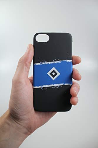 Hamburger SV HSV Schutzhülle - Außenverteidiger - Smartphone Case passend für das Apple iPhone 8/7/6