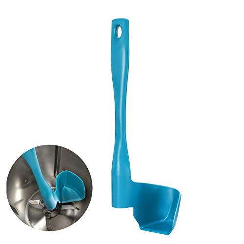 Charminer Spatule Tournante Rotative Spatule pour Séparer Collecter Nettoyer des Aliments
