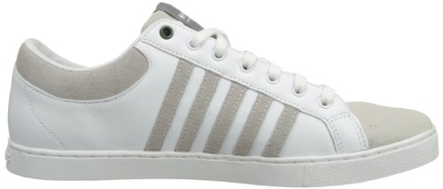 K-Swiss  ADCOURT '72 SO, Baskets pour homme White/Stingray/Forest