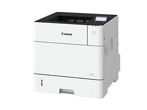Canon LBP352X - Impresora láser, monocromática, USB, Blanco