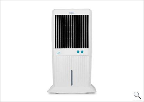 Symphony Storm 70-Litre Air Cooler (White)