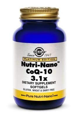 NUTRI NANO Coenzym Q10 50CAP