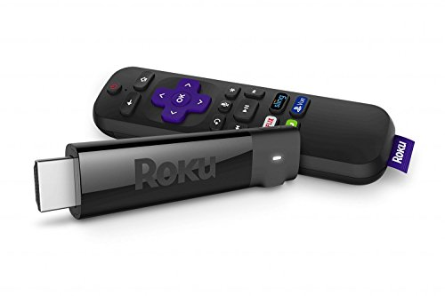 Roku Streaming Stick+ Media Player 3810R 4K UHD (2017) IMPORTADO