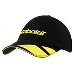 Gorra Babolat Black-Yellow