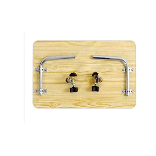 Fenteer Multifunktions Beistelltisch Rollstuhltablett Rollstuhl Tablett Tisch, Langlebig Nutzung -