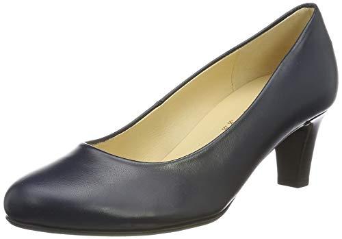 Gabor Shoes Gabor Basic, Damen Pumps, Blau (Ocean 36), 40.5 EU (7 UK)