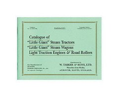 Little Giant Wagon (Catalogue of Little Giant Steam Tractors, Little Giant Steam Wagons, Light Traction Engines and Road Rollers)