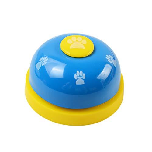 Amphia - Haustier Training Glocken Hund Bell für Töpfchen und Kommunikationsgerät(Produktgröße: 7cmx4.5cm)