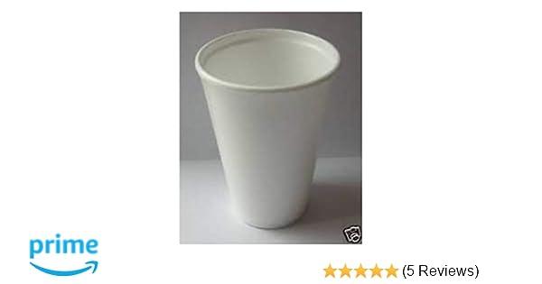 500 x 10oz 300ml Polystyrene Disposable Cups. GSL