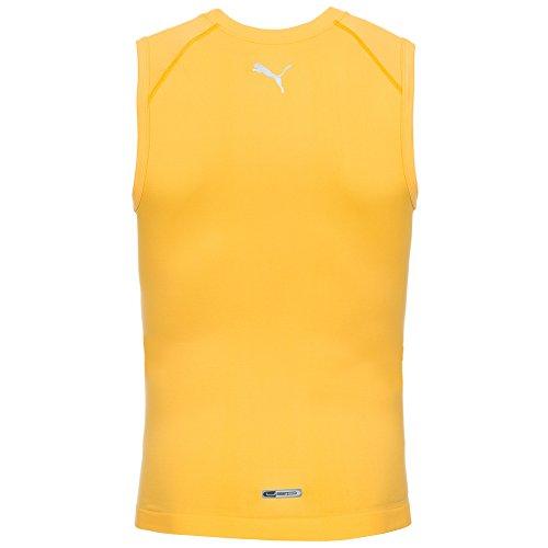 Puma Mannen Bodywear mouwloos vest Top Blue 740495-06