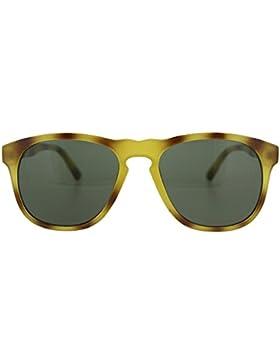 Gafas de sol Bora Bora en Carey cristal ahumado para chico y chica y unisex con montura color marrón oscuro y...