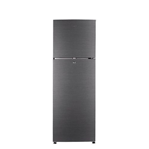 Haier HRF-2904BS-R Frost-free Multi-door Refrigerator (270 Ltrs, 3 Star Rating, Silver Vivid / Brushline Silver)