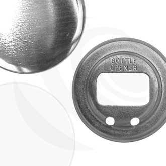 Buttonorder 56mm Button-Rohmaterial mit Flaschenöffner (US-Größe 2-1/4) 100  Stück