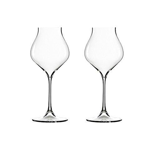 Stölzle Lausitz 400 52 00, Fire Weinglas, Mundgeblasen, 625 ml, 2er Set in Geschenkbox