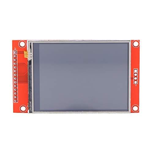 Keenso 2,8 Zoll 3,3-V-5,5-V-SPI-Anzeigemodul 240 x 320 SPI-TFT-LCD-Anzeigemodul für serielle Schnittstelle mit Leiterplatte ILI9341 - 320-schnittstelle