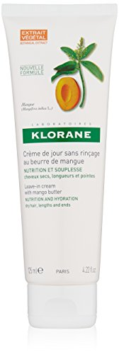 Klorane Leave-in Cream with Mango Butter