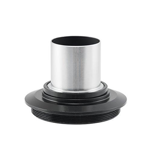 TS-Optics Mikroskopadapter Kamera- Fotoadapter für Mikroskop 23mm auf T2, 23mm-T2