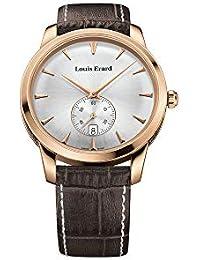 Reloj de Cuarzo Louis Erard Héritage, Plata, PVD, P. Segundero, 16930PR11