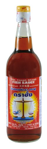 Tra Chang Fischsauce, 2er Pack (2 x 750 ml)