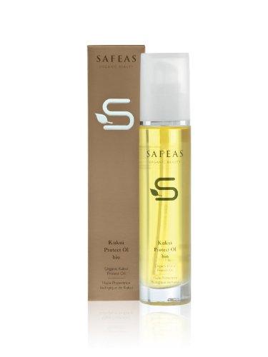 SAFEA - Kukui Protect Öl bio - 50ml (Hawaiianischen Gesicht)