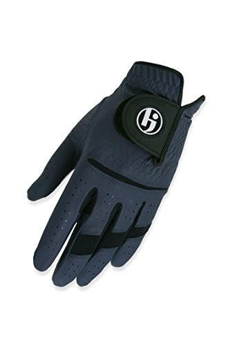 HJ Glove Men s Cadet Worn on Left Hand Gripper II Golf Glove X-Large Navy