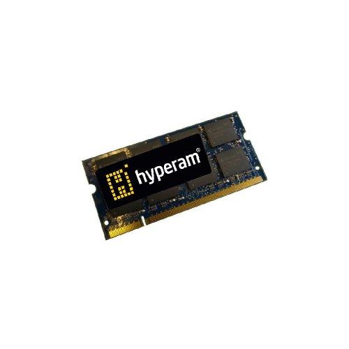Hypertec Hyperam Speichermodul, 512MB, PC2100, SO DIMM, 266MHz, Nicht ECC, 200 Pin