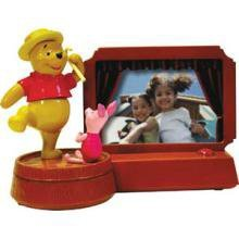 Talking Winnie The Pooh Picture Frame by TeleMania