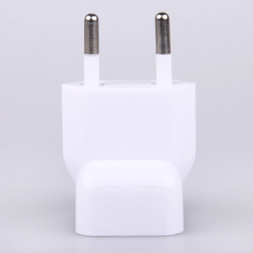 Indian Style Eu Plug Adapter Duck Head For Power Adapters Of Apple