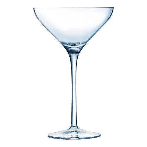 Chef & Sommelier - Verre À Pied Coupe Cocktail - Lot De 6 Verres - 21 Cl
