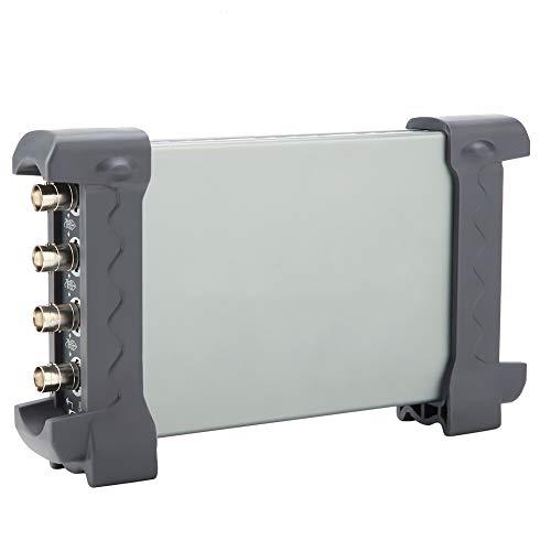 USB Oszilloskop Hantek 6104BC PC USB2.0 Digitales Speicheroszilloskop 4CH Bandbreite100MHz Echtzeit-Abtastrate 1GSa / s Speicher Tiefe 64K