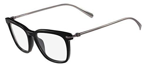Salvatore ferragamo occhiali da vista sf 2768 black uomo