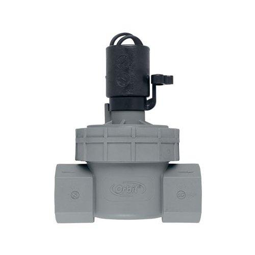 Orbit Irrigation 94150 - Electroválvula de riego 94150 24v 1', Color Gris