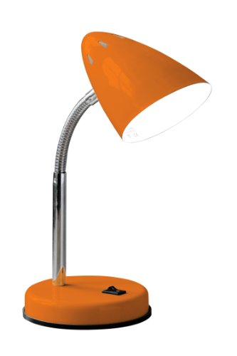 premier-housewares-flexi-desk-lamp-orange-gloss