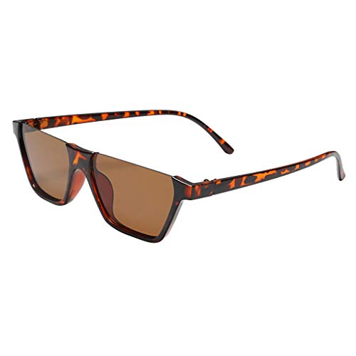 YULAND Hochwertige Sonnenbrille Rubber Vintage Brille, Frauen Männer Vintage Eye Sonnenbrillen Retro Eyewear Fashion Strahlenschutz