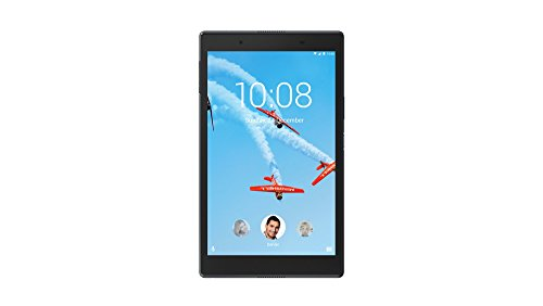 Lenovo Tab4 8 20,3 cm (8,0 Zoll HD IPS Touch) Tablet-PC (Qualcomm Snapdragon APQ8017, 2GB RAM, 16GB eMCP, Android 7.1.1) schwarz (8-zoll-tablet Von Lenovo)