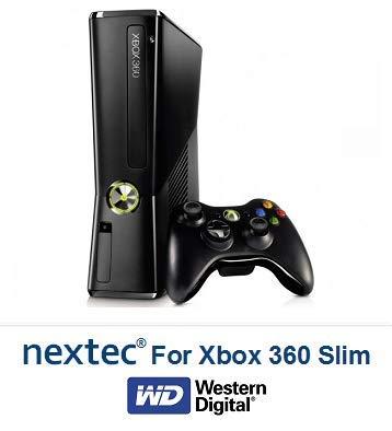 Xbox 360 Slim (250 GB) Interne Festplatte für Microsoft Xbox 360 Slim Konsole