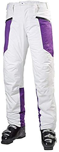 Helly Hansen Damen W Legendary LUX Pant Skihose, Sunburned Purple, XS