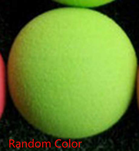 olf Monochrome Bälle Indoor Outdoor Golf-Praxis-Training Schaumstoffbälle zufällige Farbe ()