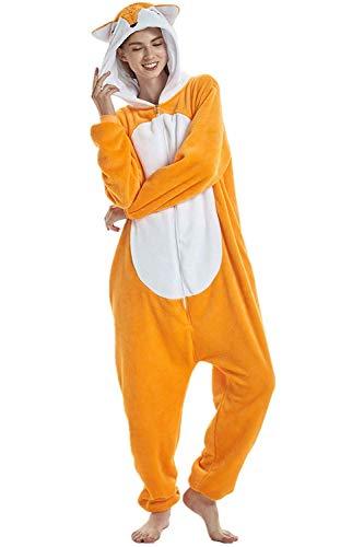 Chichidog Fox Onesie Adult Unise...