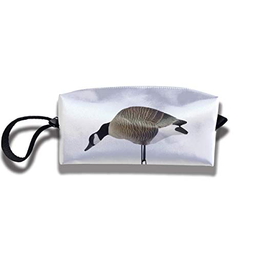 ashion Cosmetic Pouch Bag Interesting Makeup Junkie Bags Travel Makeup Bag Pouch with Zipper ()